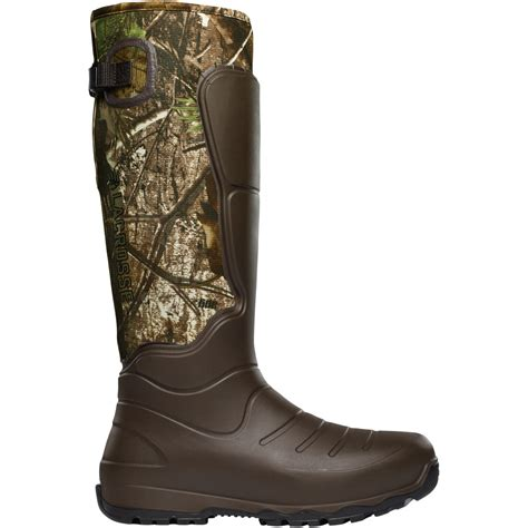 most comfortable hunting boots lacrosse aerohead realtree xtra green 3 5mm 264 shoes