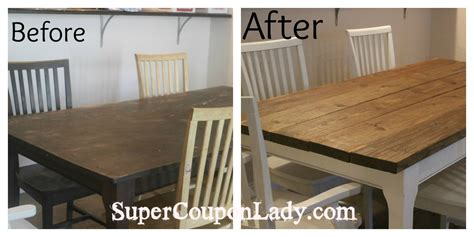 refinishing dining room table refinishing a dining room table