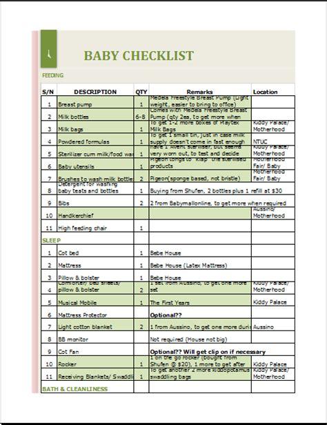 checklist for childbirth hospital packing checklist printable