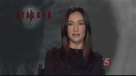 Branch Stops Concert For Stalker by Of Quot Stalker Quot Maggie Q Previews The Show