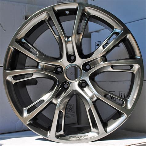 Jeep Grand 20 Inch Wheels 2012 Jeep Grand Oem Replica Wheels 20 Quot