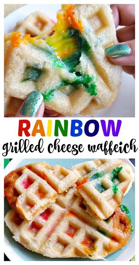Rainbow Cheese Breadtalk Best 25 Rainbow Grilled Cheese Ideas On