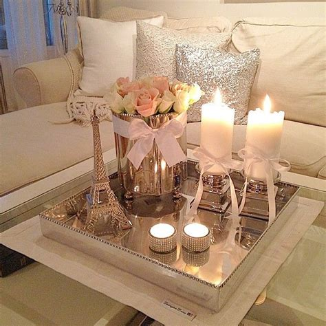 table decorating ideas 20 super modern living room coffee table decor ideas that
