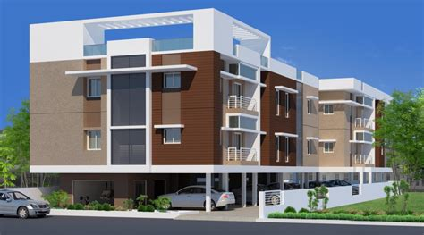 design a building home design stilt parking in a building elevation design