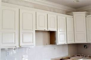 What Color To Paint Kitchen With White Cabinets Painting Kitchen Cabinets White Beneath My Heart