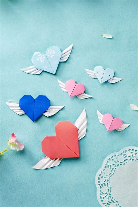 Origami Special - 123 best s day papercrafts images on