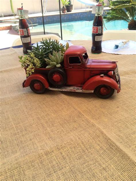 Vintage Route 66 Baby Shower Party Ideas Photo 1 Of 36 Classic Car Centerpieces