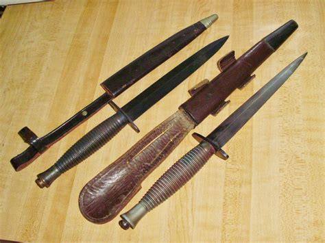 fairbairn sykes knives fairbairn sykes 3rd pattern commando knife page 4