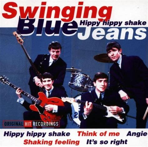 the swinging blue jeans hippy hippy shake swinging blue jeans hippy hippy shake records lps vinyl