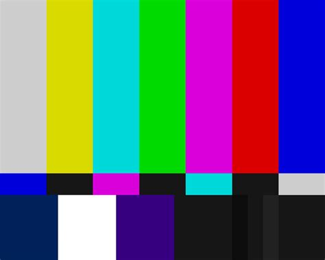 test pattern lcd tv tv test pattern wallpaper