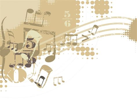 music themes for powerpoint 2010 free download 25 images of music themed twitter background template free