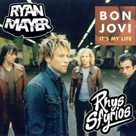 download mp3 barat bon jovi download lagu bon jovi it s my life rhys sfyrios ryan
