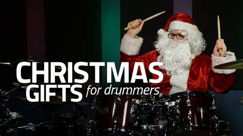 the best christmas gifts for drummers