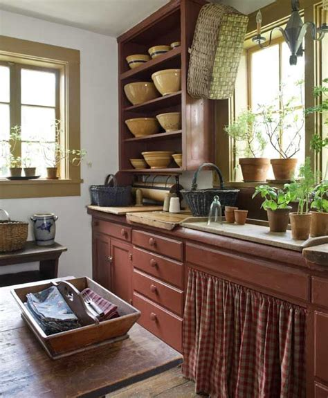 a rustic country kitchen in the early american style 500 best early american decor images on pinterest