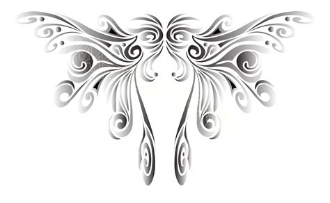 butterfly wings tattoo designs image butterfly wing by maszeattack jpg tattoos