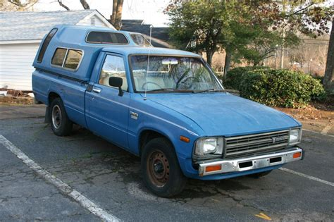 Dsl 187 Toyota Trucks 187 1982 Toyota Diesel Pickup