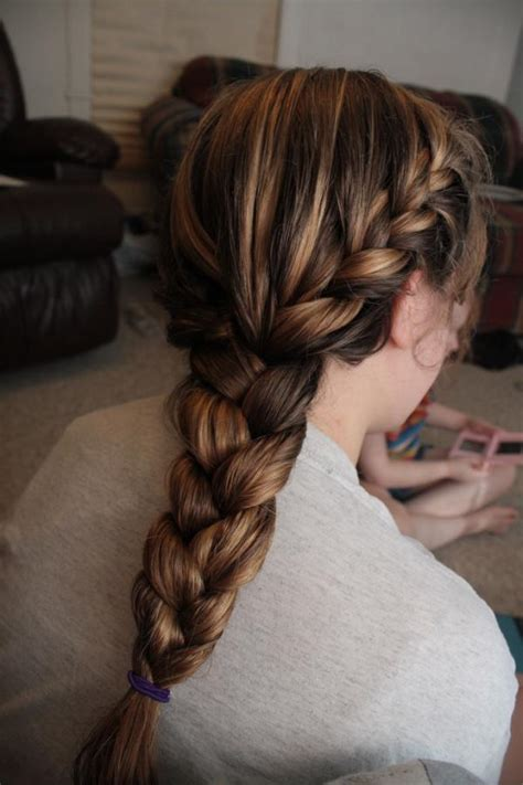 hair styles french braid hairstyles