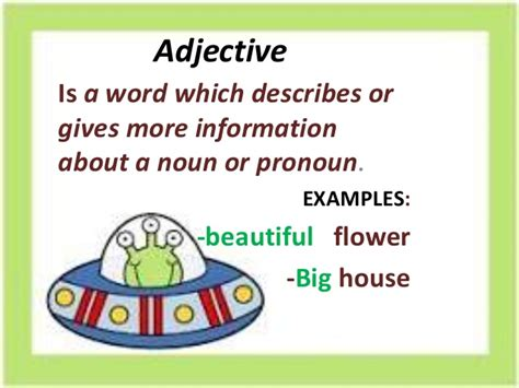 adjectives and adverbs presentation
