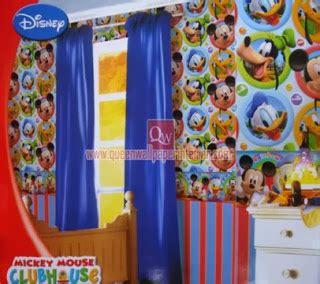 wallpaper dinding kartun jual aneka wallpaper dinding ruang kamar tidur murah