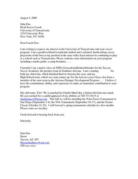 letter of intent internship sample resumedoc