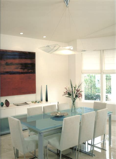 frosted glass dining room table frosted glass dining table dining room modern with beamed