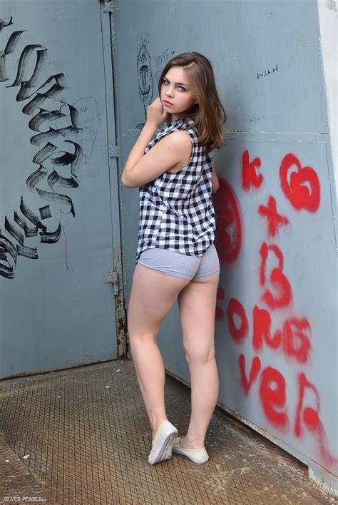 Rebecca Silver Pearls Models