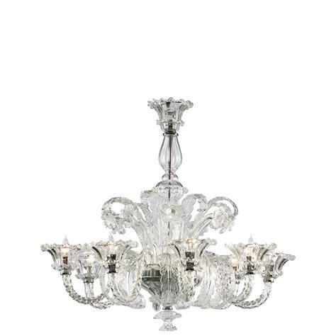clear glass chandelier clear glass chandelier