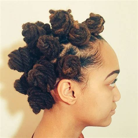hairstyles for long hair knots 20 fabulous ways to style bantu knots