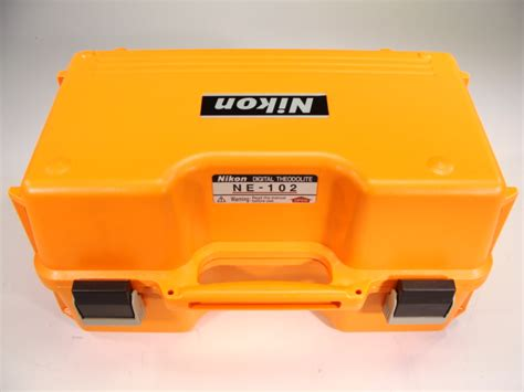 Nikon Ne 102 Digital Theodolite new nikon electronic digital theodolite ne 102 5 quot accuracy