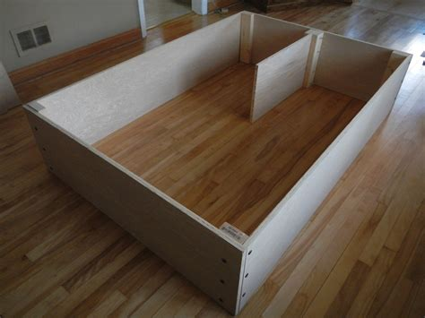 do it yourself bed frame storage bed frame diy 48 dave gates