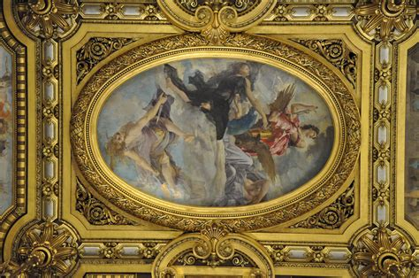 Ceiling Paintings by File Painted Ceiling In Op 233 Ra Garnier 2 Jpg