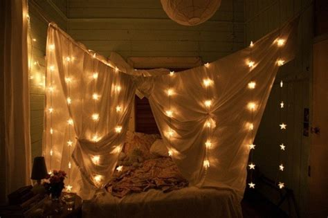 String Lights On Ceiling String Lights Bedroom Ceiling Bedroom Lighting Ideas Digsdigs Decorate My House