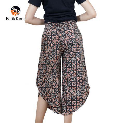 Sale Promo Kulot Jersey celana kulot motif 1 update daftar harga terbaru