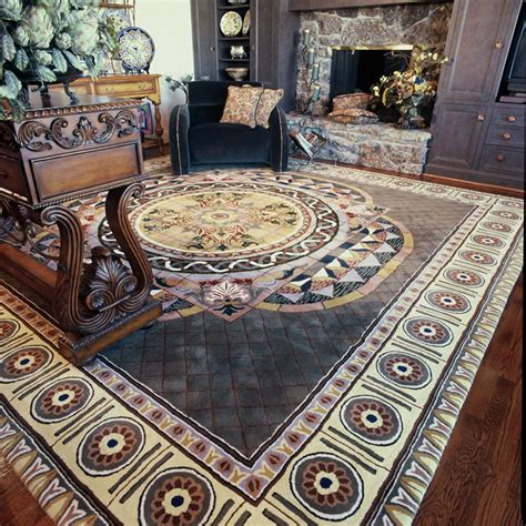 custom area rug custom area rugs kansas city traditional and contemporary