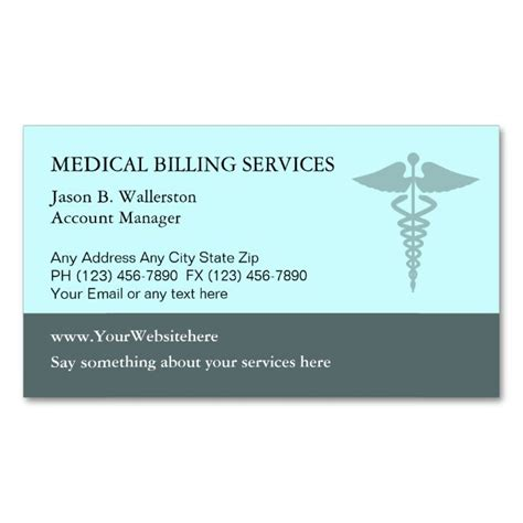 health business cards templates 2183 best images about health business card