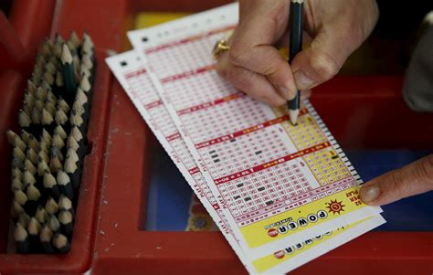 Powerball Drawing Time And Channel Nj
