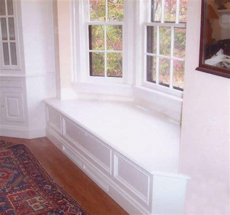 custom window bench custom window seats winchester cabinets