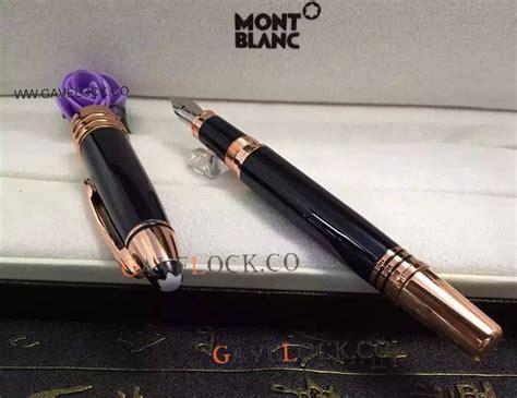 Montblanc Meister Stuck Rosegold 2018 montblanc replica pen meisterstuck jfk pen