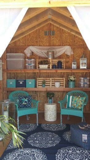 diy  shed decor ideas  women shed interior