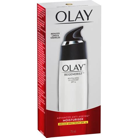 Olay Day And olay regenerist day uv protection 75ml woolworths