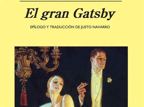 libro el gran gatsby f scott fitzgerald pdf digital