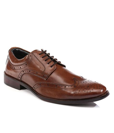 breakbounce brown formal shoes price in india buy
