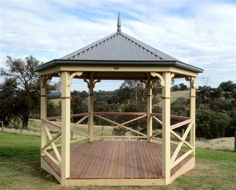 gazebo australia living outdoors is the past time every australian