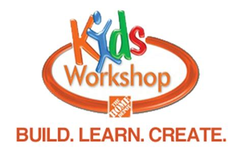 free workshops coming up at lowe s and home depot