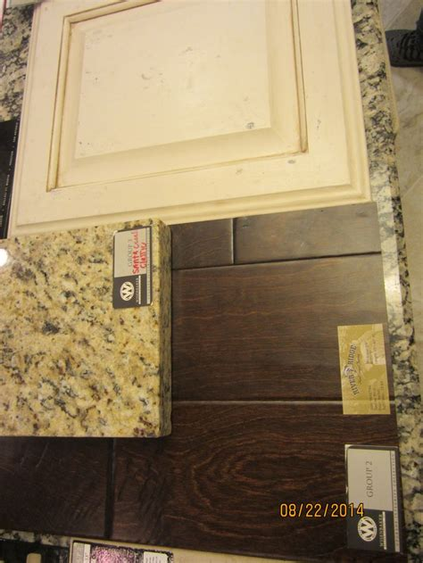 cream distressed kitchen cabinets kitchen wood floor cream distressed cabinets and granite