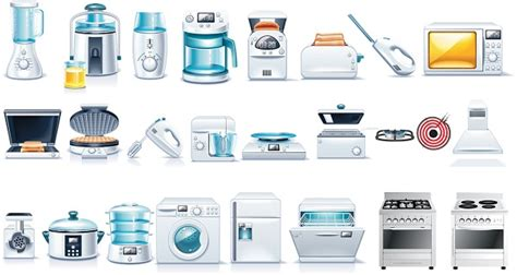 Kitchen Appliances Vocabulary