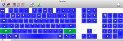 keyboard layout os x jim ridolfo samaritan keyboard for osx windows and linux