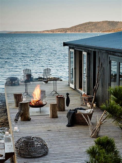 see this coastal home 50 best outdoor fire pit design ideas for 2016
