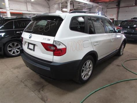 bmw x3 parts parting out 2004 bmw x3 stock 170088 tom s foreign