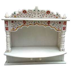Home Temple Decoration marble mandir decorative marble temple manufacturer from mumbai